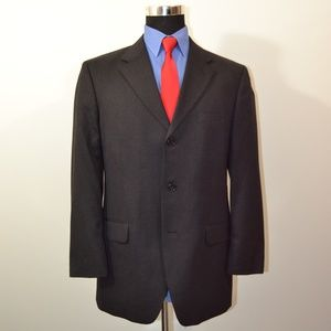Jones New York 41R Sport Coat Blazer Suit Jacket C